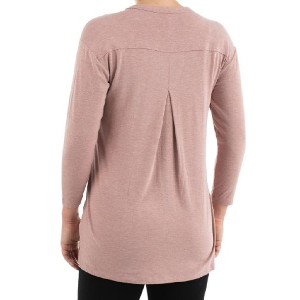 FREE FLY Free Fly - Women's Bamboo Flex Henley