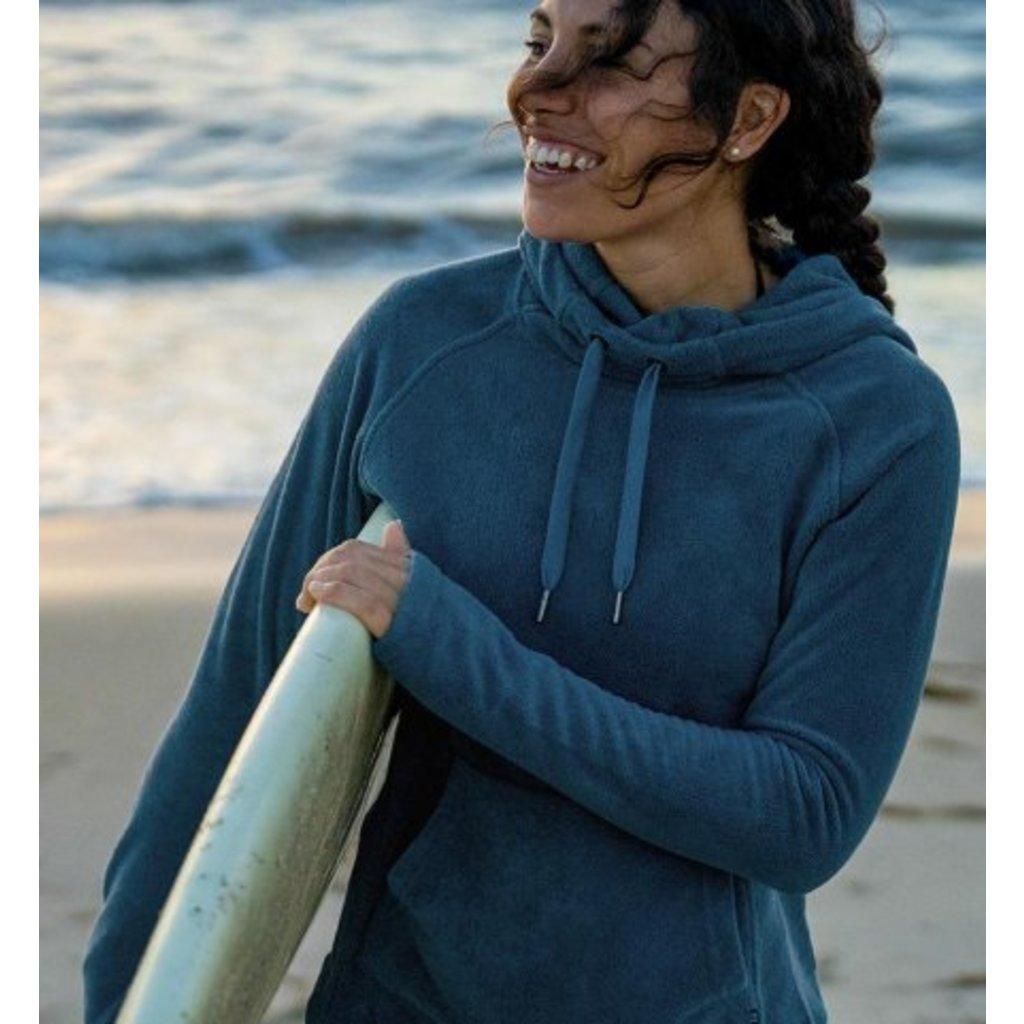 FREE FLY Free Fly - Women's Bamboo Polar Fleece Hoody
