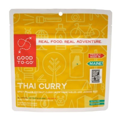 Good To-Go Good To Go - Thai Curry - 2 Servings