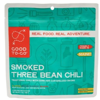 Good To-Go Good To Go - Smoked Three Bean Chili - 2 Servings