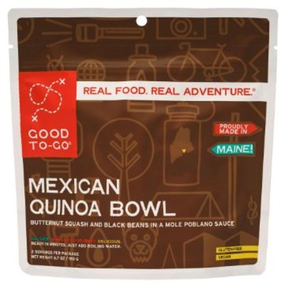 Good To-Go Good To Go - Mexican Quinoa Bowl - 2 Servings