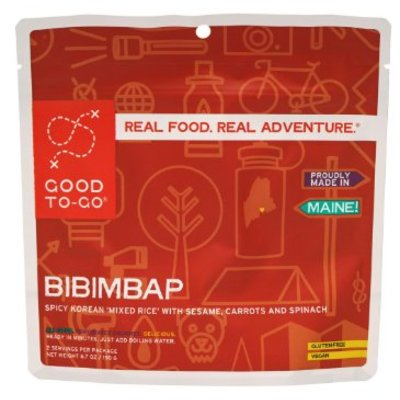 Good To-Go Good To Go - Korean Bibimbap - 1 Serving