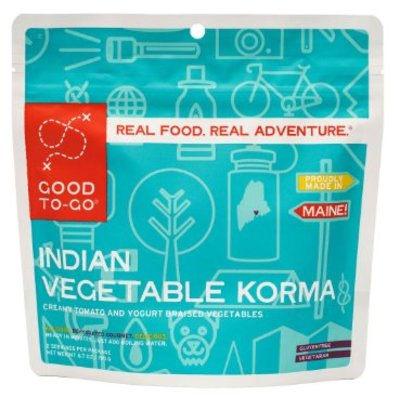 Good To-Go Good To Go - Indian Vegetable Korma - 2 Servings