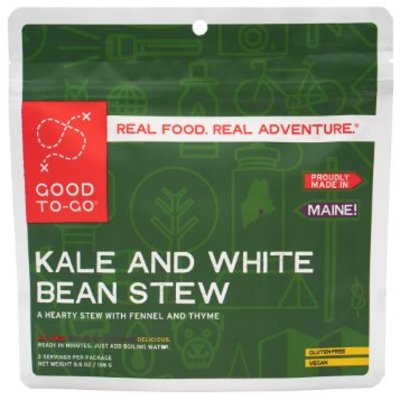 Good To-Go Good To Go - Kale and White Bean Stew - 2 Servings