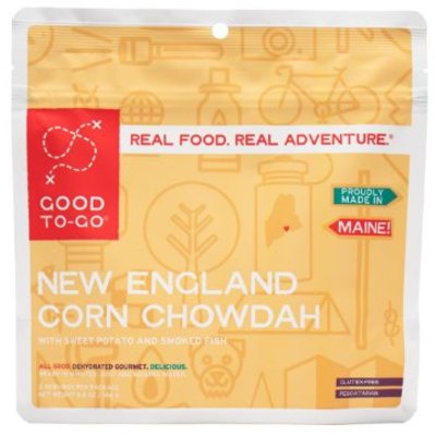 Good To-Go Good To Go - New England Corn Chowdah - 1 serving