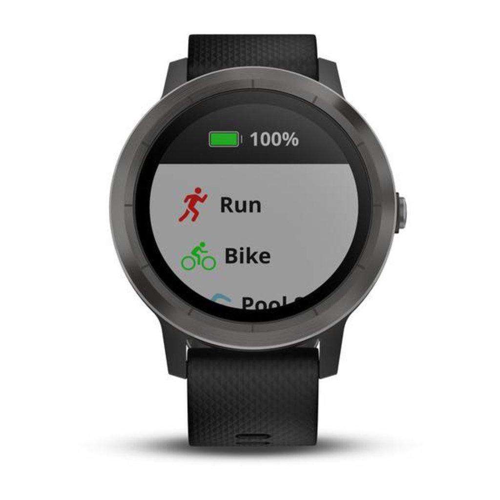 GARMIN Garmin - Vivoactive 3 Garmin Pay-Ready GPS Smartwatch