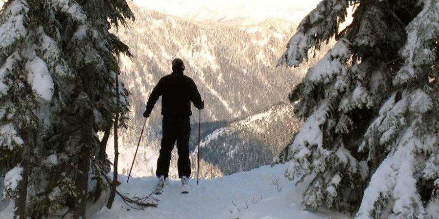 Stevens Pass - Backcountry Skiing