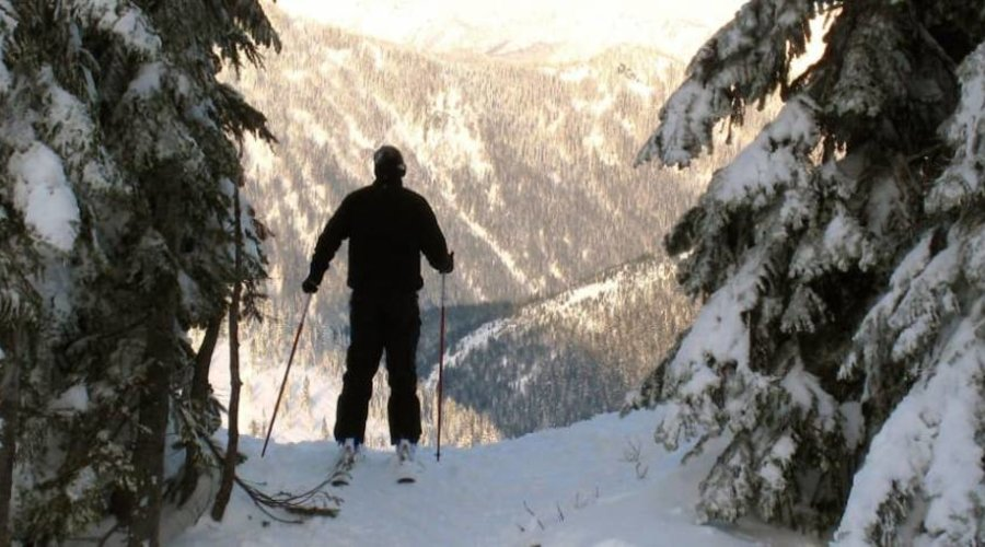 Stevens Pass - Backcountry Skiing