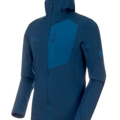 MAMMUT Mammut - Men's Aconcagua Light ML Hooded Jacket