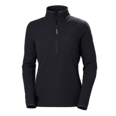 HELLY HANSEN Helly Hansen - Women's Vanir 1/2 Zip Fleece Black
