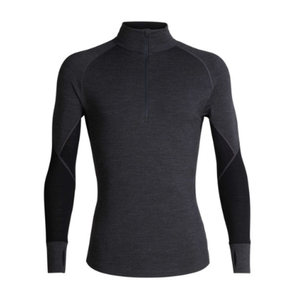 ICEBREAKER Icebreaker - Men's 260 Zone Long Sleeve Half Zip