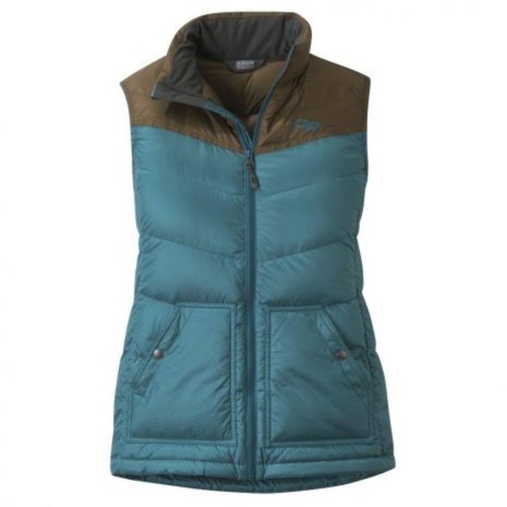 Outdoor Research - Women's Transcendent Down Vest