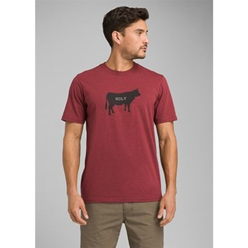PRANA Prana - Men's Holy Cow SS T-Shirt