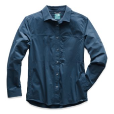 THE NORTH FACE The North Face - Women's Boreaz Long-Sleeve Roll-Up Shirt