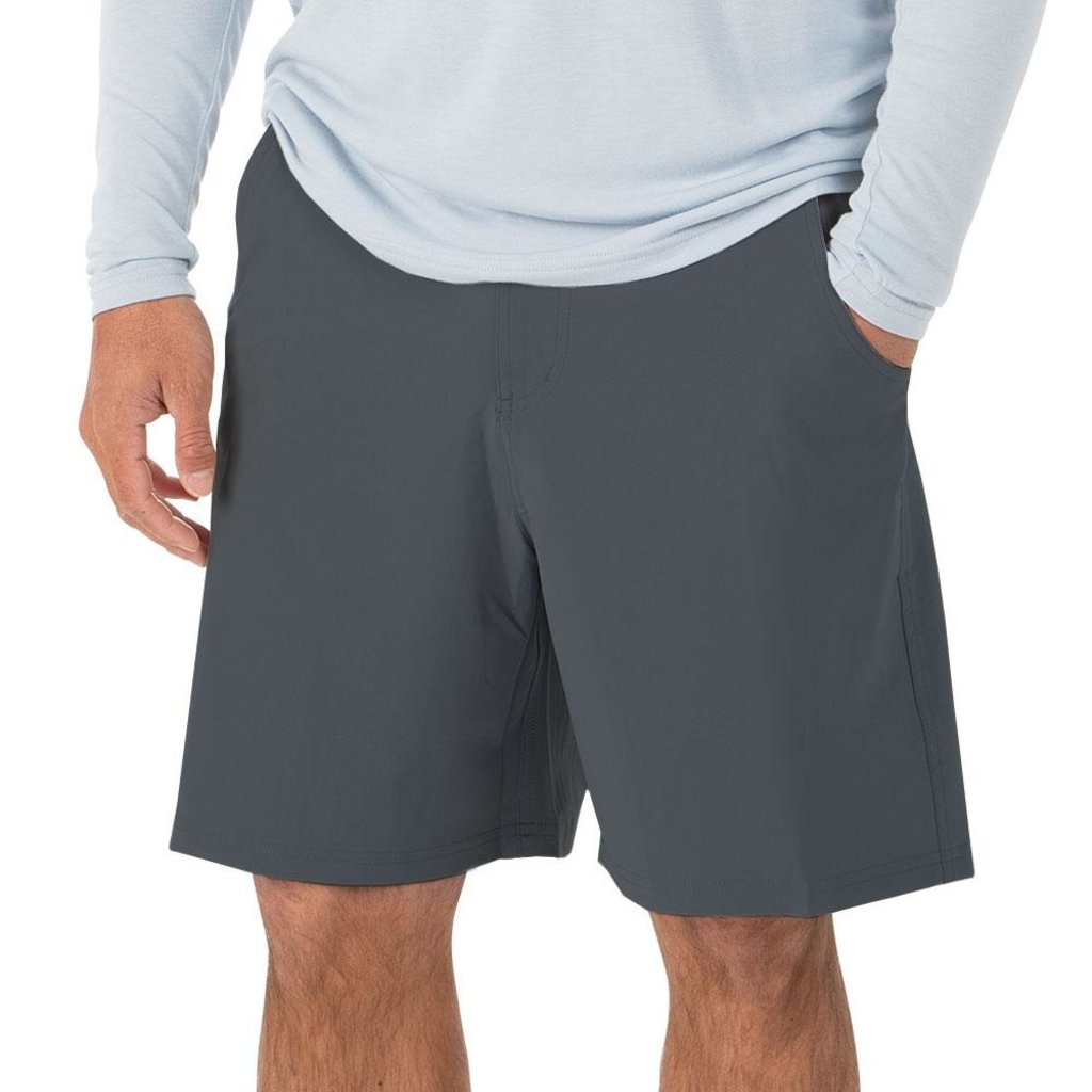FREE FLY Free Fly - Men's Bamboo Lined Hybrid Short