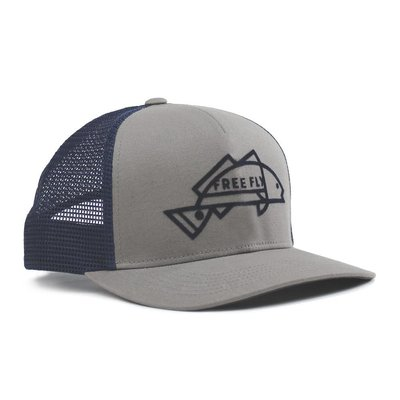 FREE FLY Free Fly - Red Fish Snapback