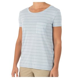 FREE FLY Free Fly - Women's Bamboo Channel Pocket Tee