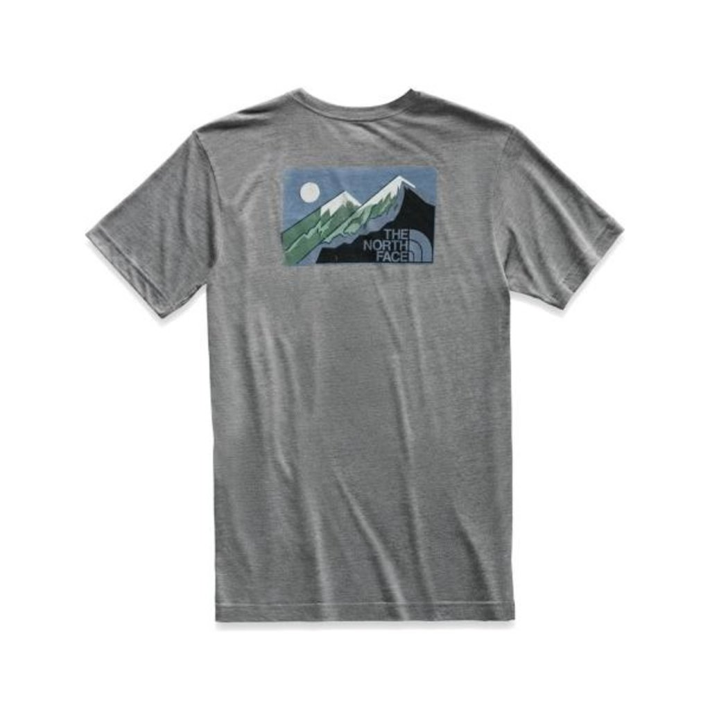 087ba8c12 THE NORTH FACE The North Face - Short Sleeve Gradient Desert Tri-Blend  Pocket Tee