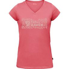 FJALLRAVEN Fjallraven - Women's Logo Stamp T-Shirt