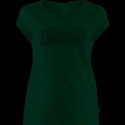 FJALLRAVEN Fjallraven - Women's Logo Stamp T-Shirt 2019