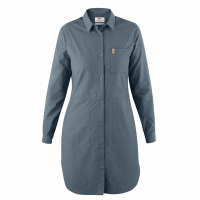 FJALLRAVEN Fjallraven - Women's Ovik Shirt Dress 2019