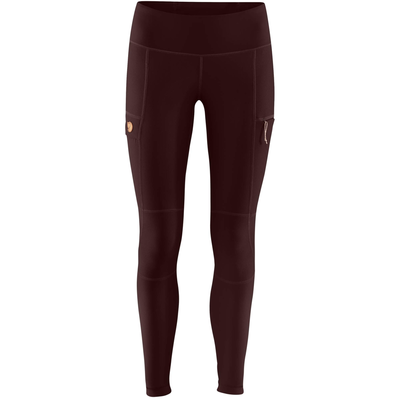 FJALLRAVEN Fjallraven - Women's Abisko Trail Tights 2019