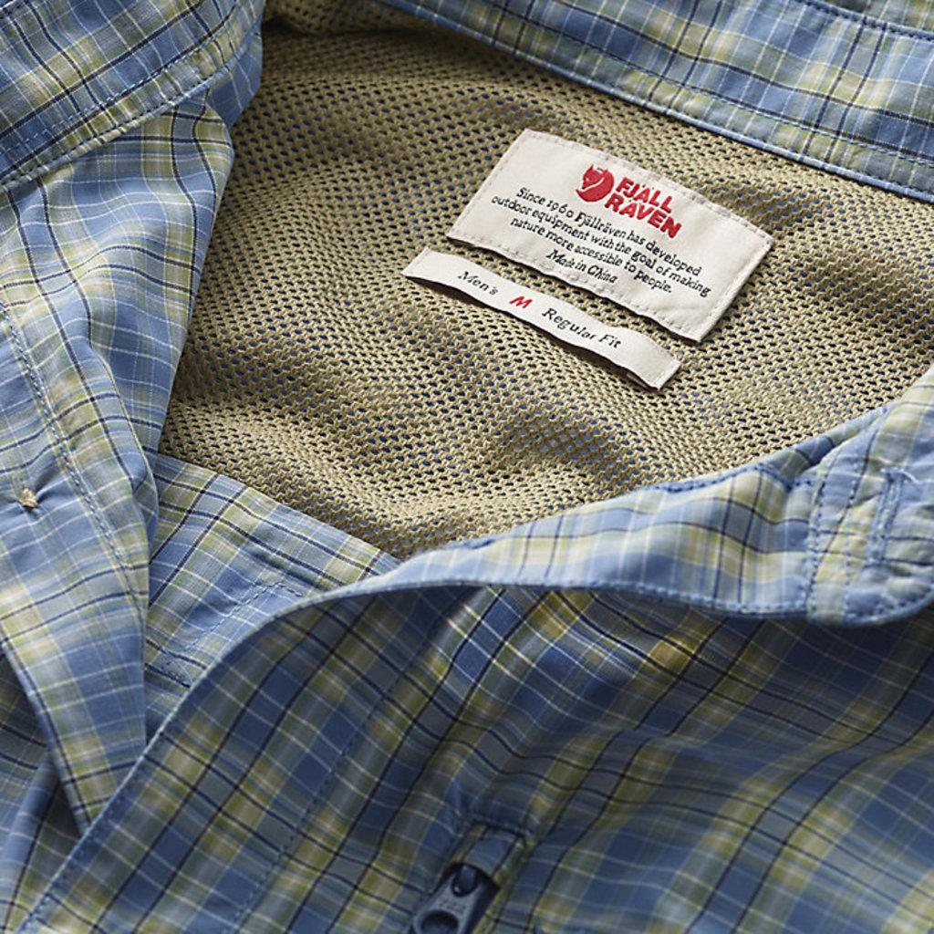 FJALLRAVEN Fjallraven - Abisko Hike Shirt LS