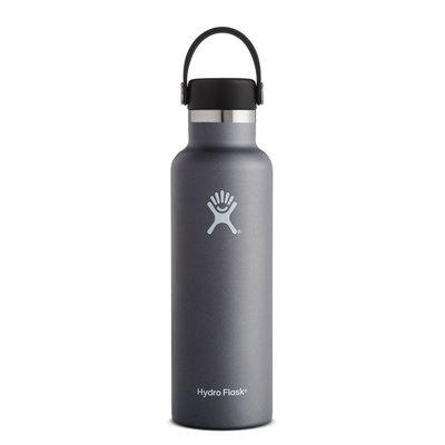 HYDRO FLASK Hydro Flask - 21 oz Standard Mouth w/ Standard Flex Cap
