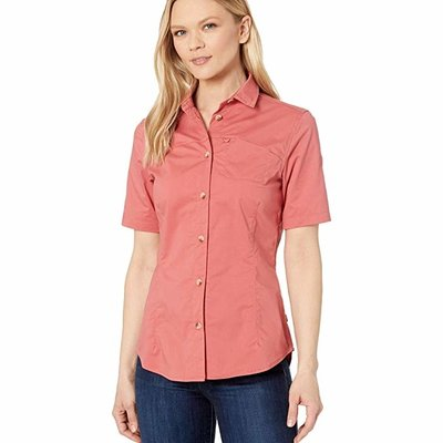 FJALLRAVEN Fjallraven - High Coast Stretch Short Sleeve Shirt