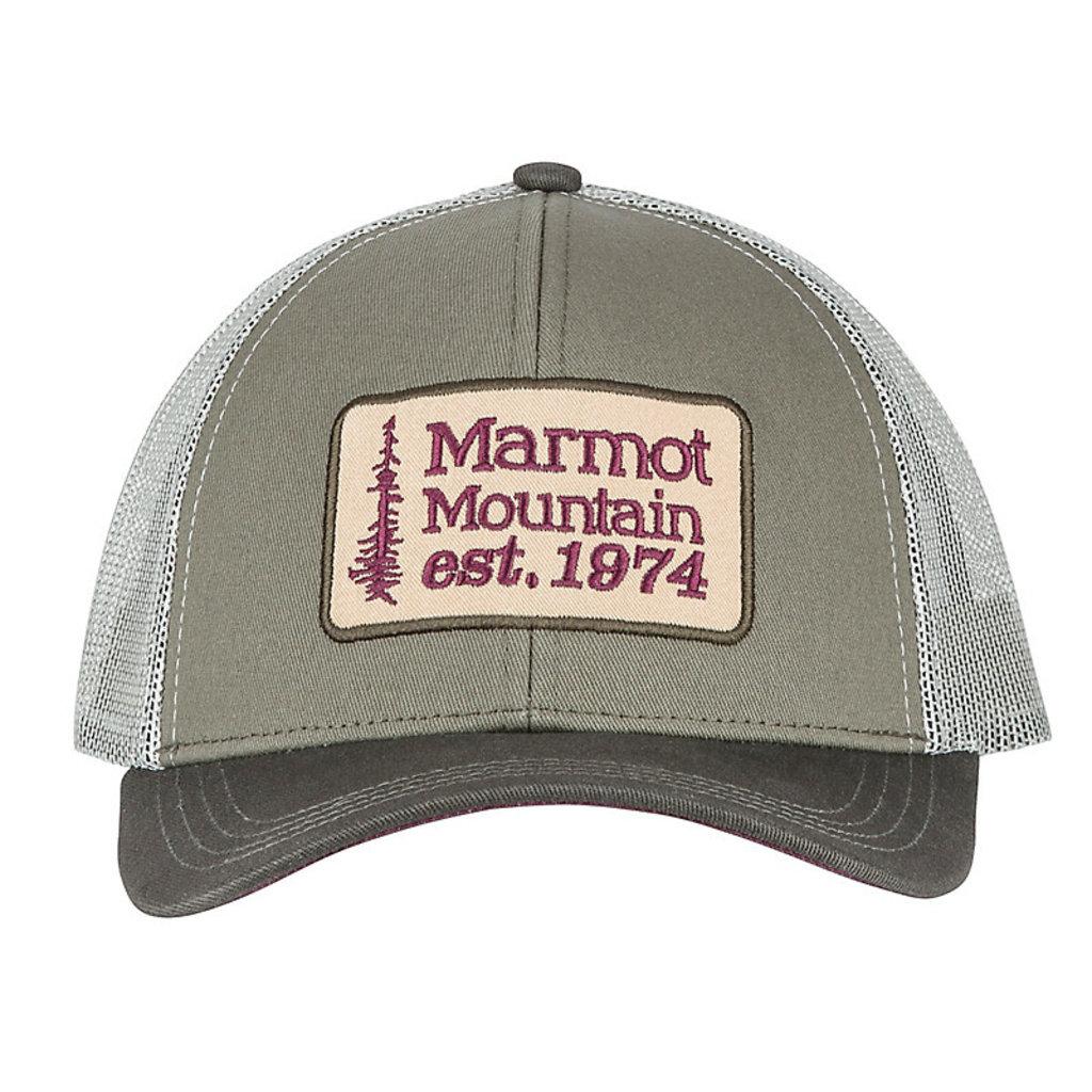 55358d1761b48 MARMOT Marmot - Retro Trucker Hat ...