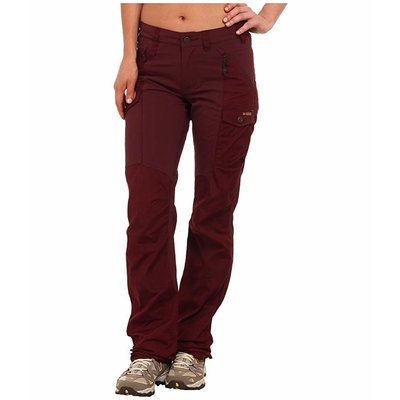 FJALLRAVEN Fjallraven - Women's Nikka Curved Trousers