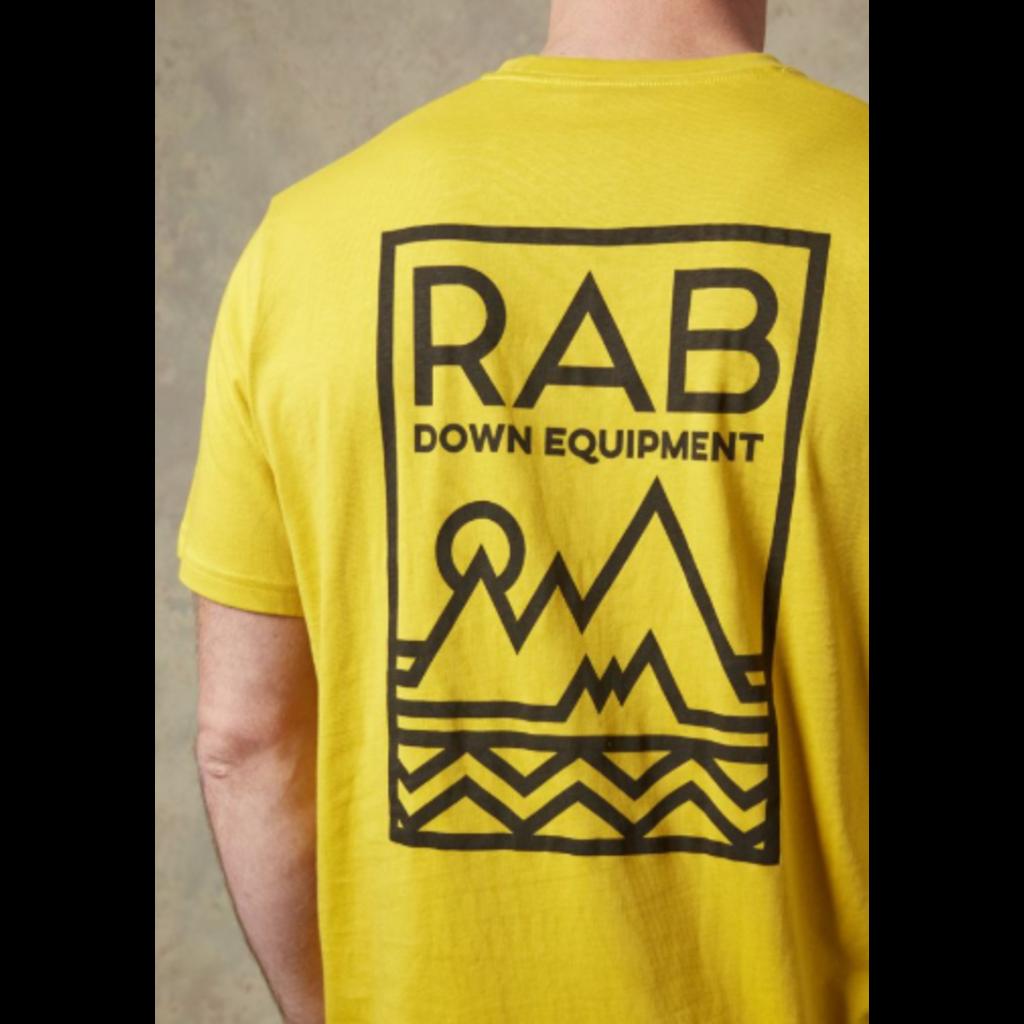 RAB Rab - Stance Geo SS Tee