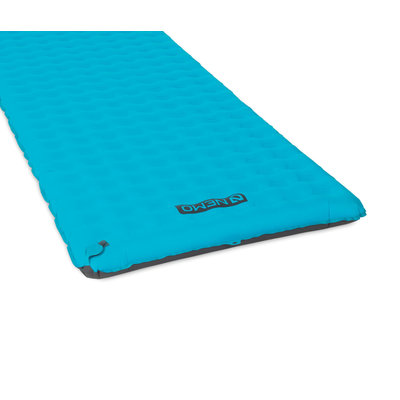 NEMO Nemo - Vector Insulated Ultralight Sleeping Pad + Foot Pump