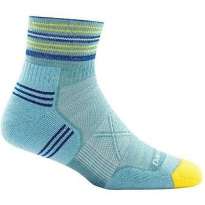 DARN TOUGH Darn Tough - Women's VERTEX W 1/4 SOCK ULTRA-LIGHT