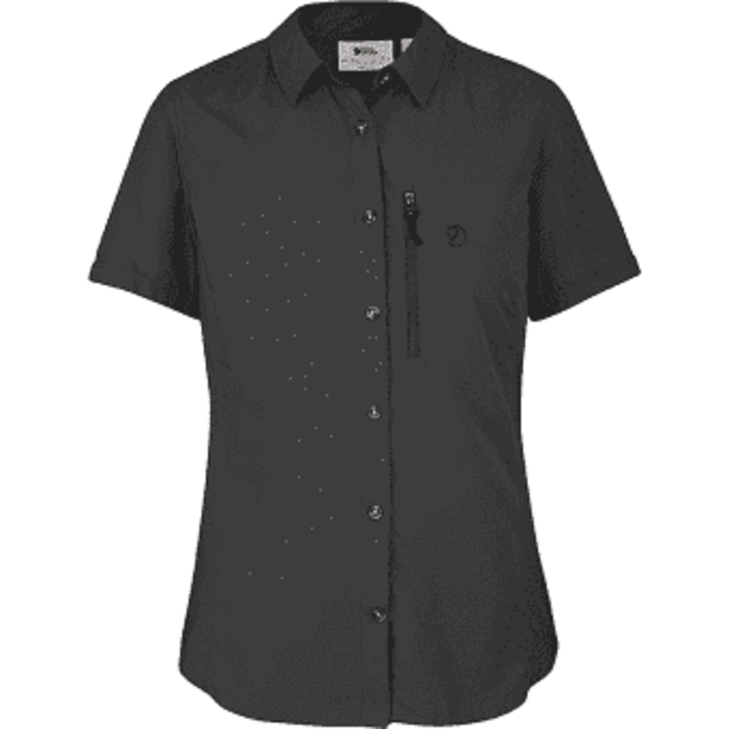 FJALLRAVEN Fjallraven - Abisko Hike Shirt SS W
