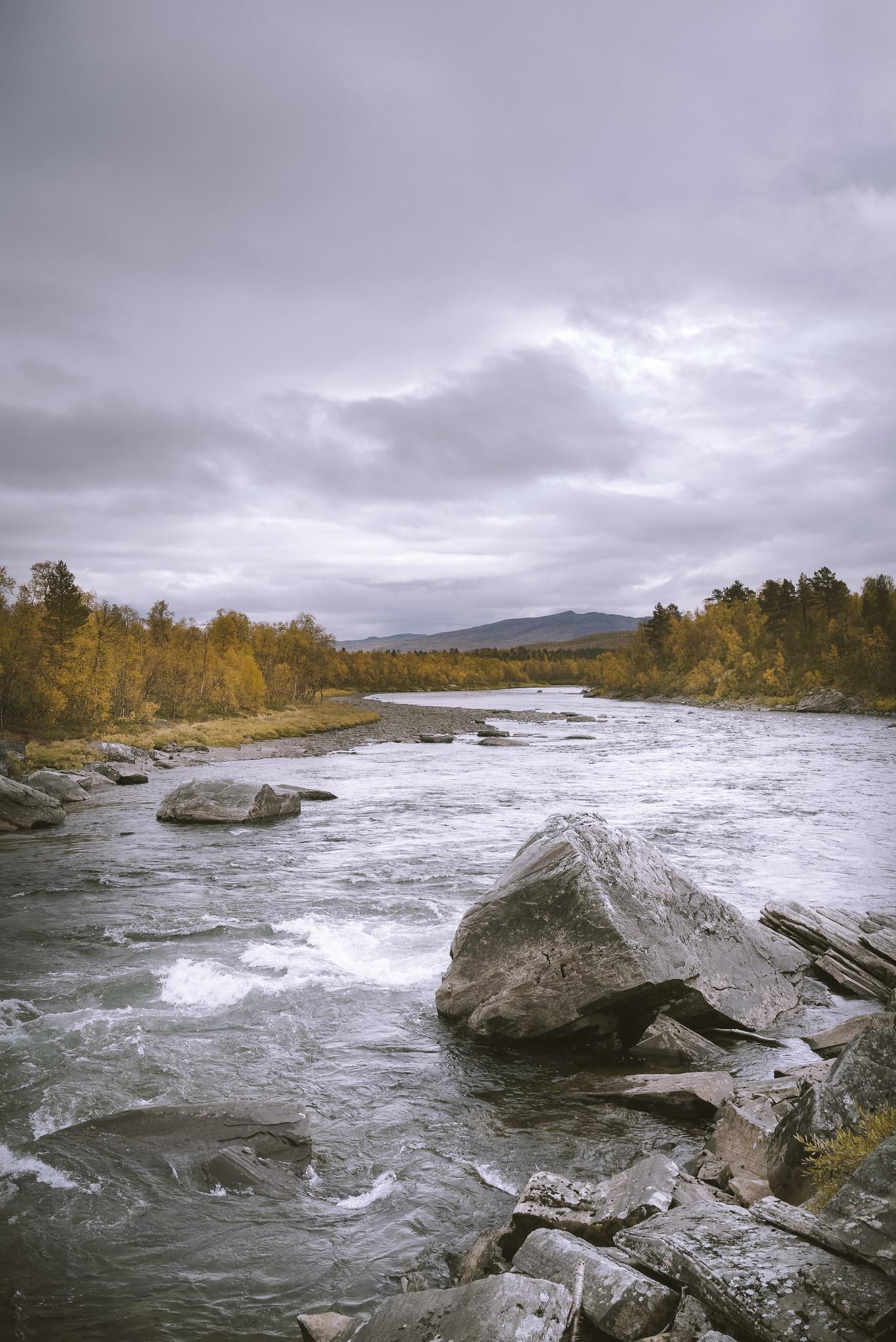 Swedish River
