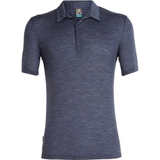 ICEBREAKER Icebreaker - Men's Solace Short Sleeve Polo