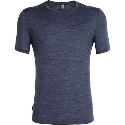 ICEBREAKER Icebreaker - Men's Sphere Short Sleeve Crewe