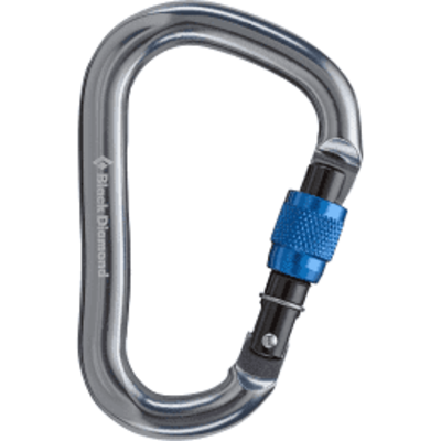 BLACK DIAMOND BLACK DIAMOND - ROCKLOCK SCREWGATE CARABINER  NO COLOR