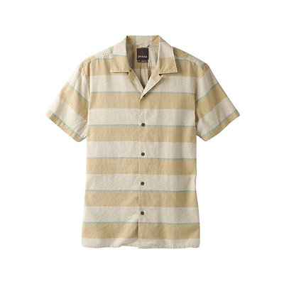 PRANA Prana - Men's Crocket Camp Shirt