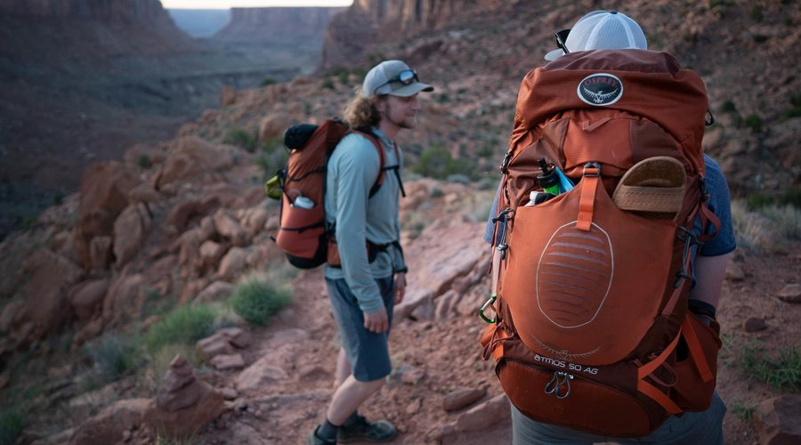 Top 5 Ways to Reduce Backpacking Weight