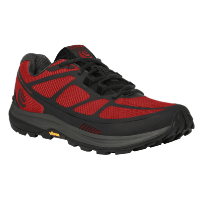 TOPO Topo - Men's Terraventure 2 Trail Running Shoe Red/Black