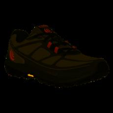 TOPO Topo - Men's Terraventure 2 Trail Running Shoe Olive/Black