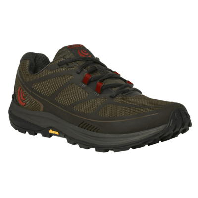 TOPO Topo - Men's Terraventure 2 Trail Running Shoe Olive/Black