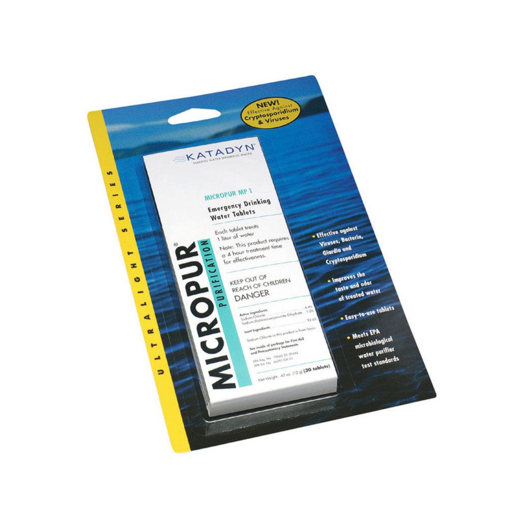 KATADYN Katadyn - Micropur Tablets