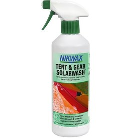 NIKWAX Nikwax - Tent & Gear SolarWash (Spray on) 500ml