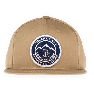 ICELANTIC Icelantic - RTN Patch Snapback Hat