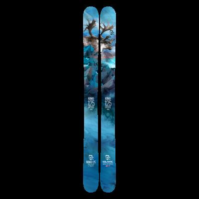 ICELANTIC Icelantic - Nomad 125 skis