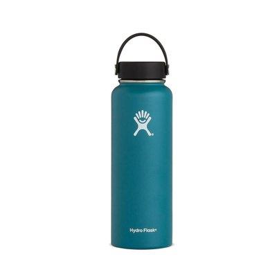 HYDRO FLASK Hydro Flask - 40 oz. Wide Mouth w/ Flex Cap - Jade
