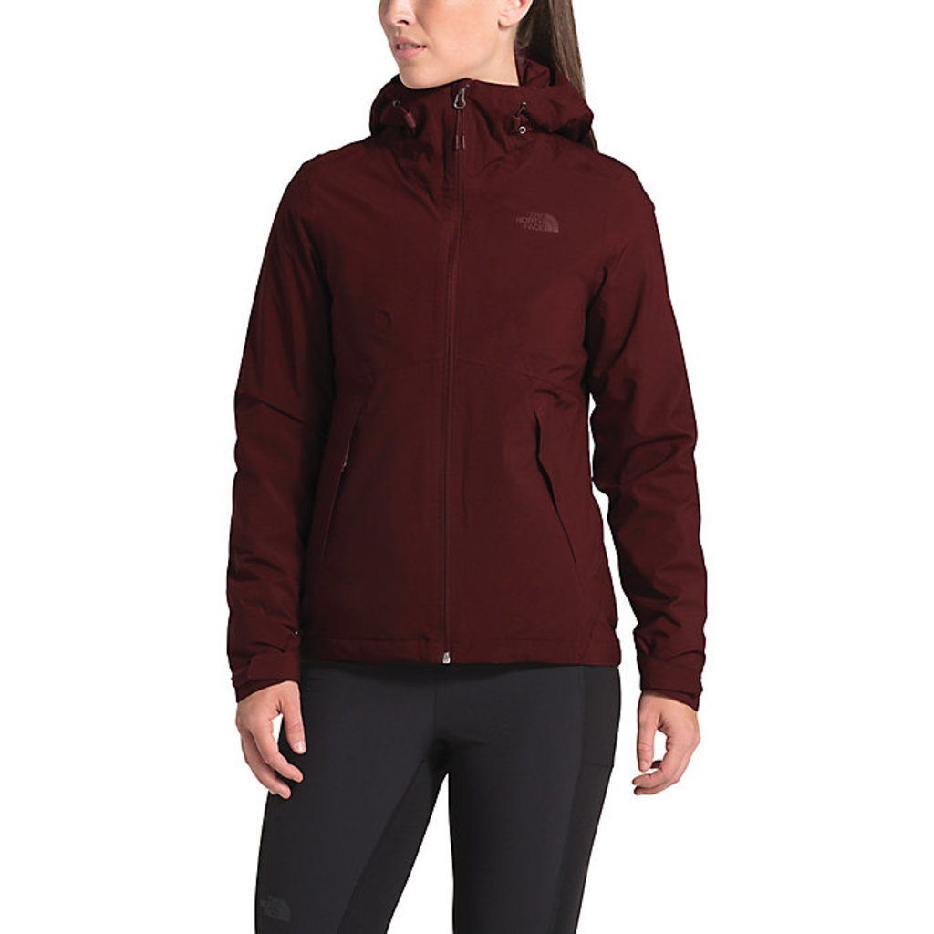 The North Face Damen Hardshelljacke Resolve Outdoorlust pur